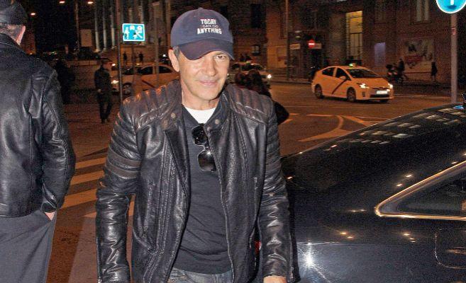 El actor Antonio Banderas, hace unas semanas en Madrid.