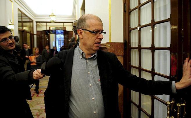 El ex secretario de organización del PSC, José Zaragoza.