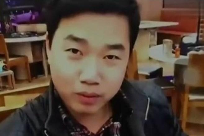 El joven Yuan.