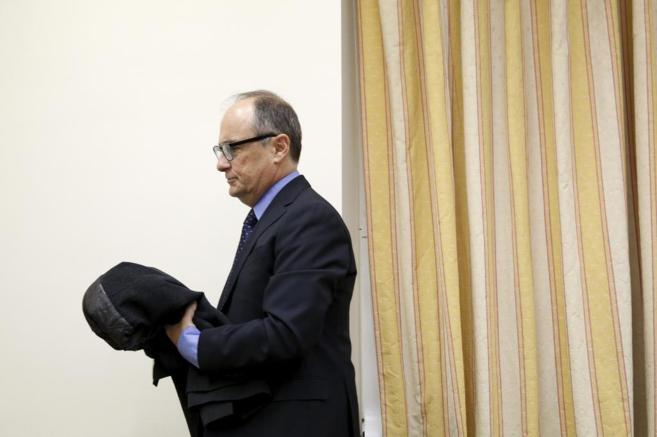 Fernando Restoy, subgobernador del Banco de España, en la Comision de...