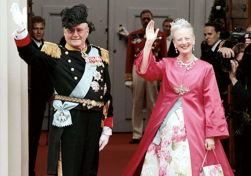 Finalmente, el 14 de mayo de ese año, Federico y Mary Donaldson...