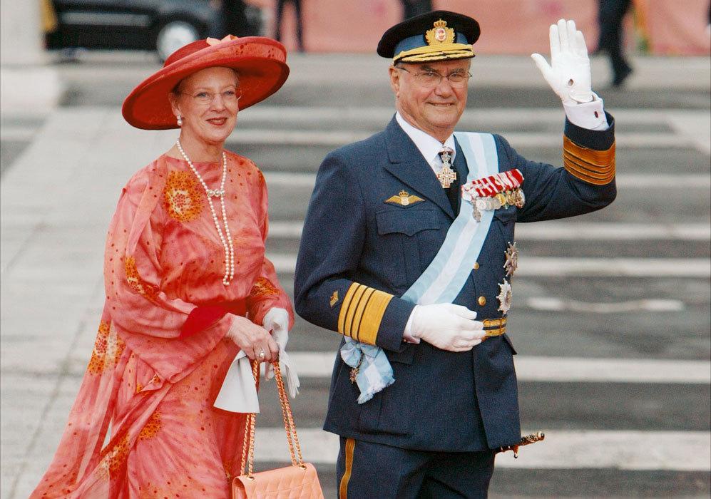 El 22 de mayo de ese mismo año, fueron invitados a la boda real entre...