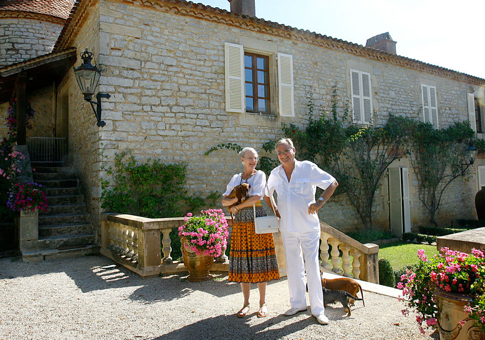 En 2006, ni la reina Margarita ni el príncipe Enrique fallaron a su...