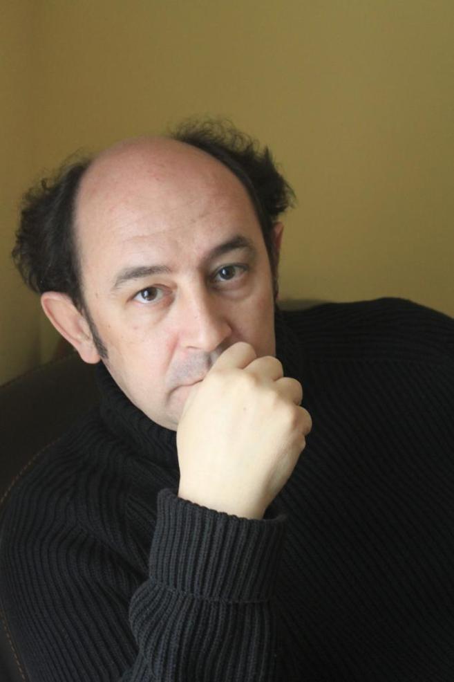 Adolfo García Ortega en una imagen de archivo