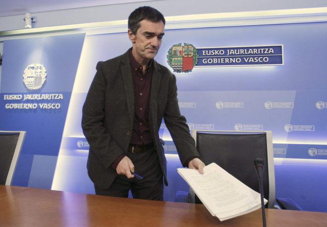 Jonan Fernández, secretario de Paz y Convivencia.