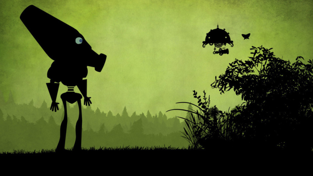 Fotograma del corto de animación 'Bendito Machine' que se...