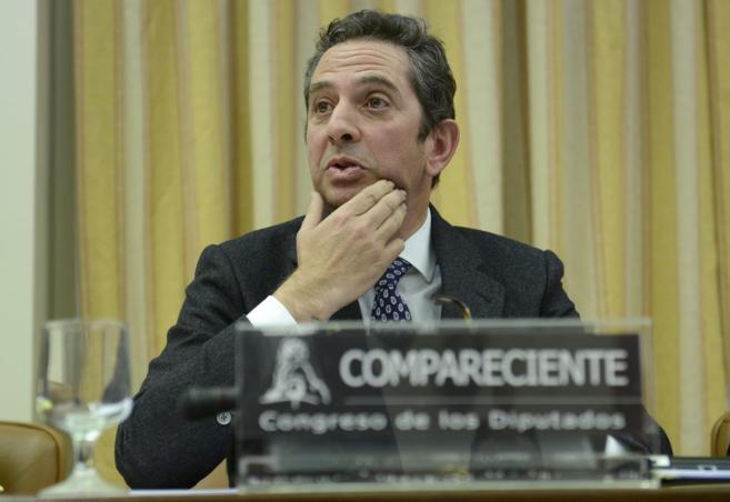 El secretario de Estado de Economía, Íñigo Fernández de Mesa, en...