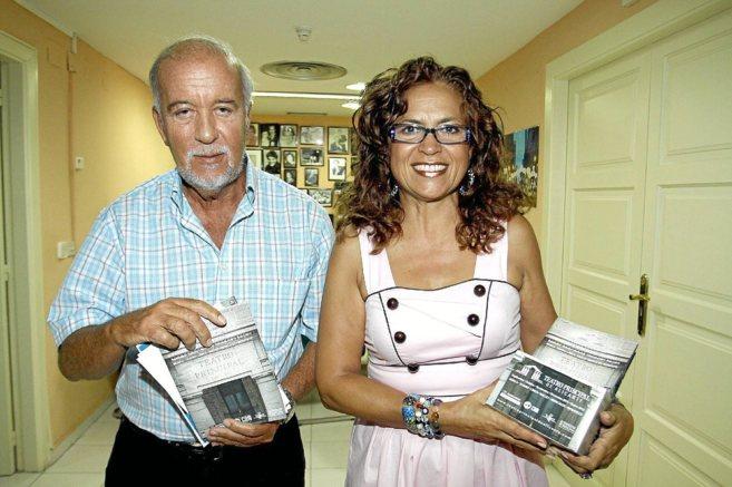 Miguel Valor y María Dolores Padilla, confirmados en la lista del PP.