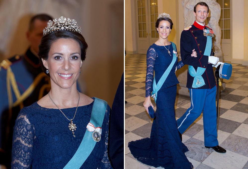 Al contrario que su cuñada, Marie tiene un origen aristócrata. Su...
