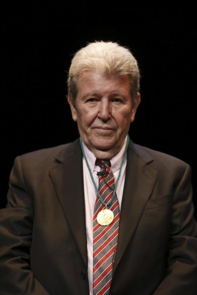 Jorge Herralde recibe la Medalla de Oro del Círculo de Bellas Artes