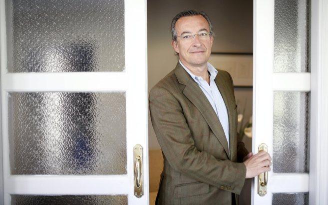 El presidente de la patronal del capital riesgo Ascri, Javier Ulecia.