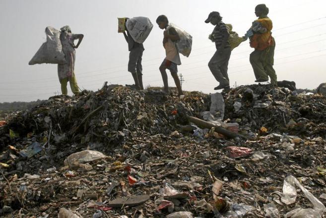 residuos electrónicos basureros de la muerte