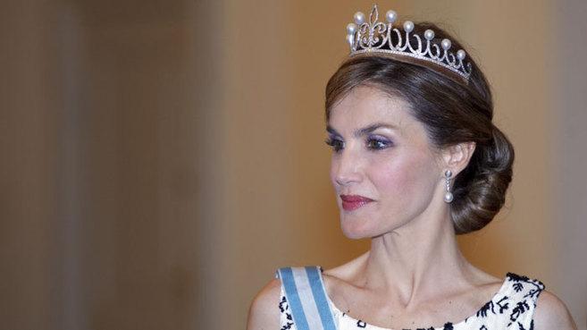 La Reina Letizia, en Dinamarca.