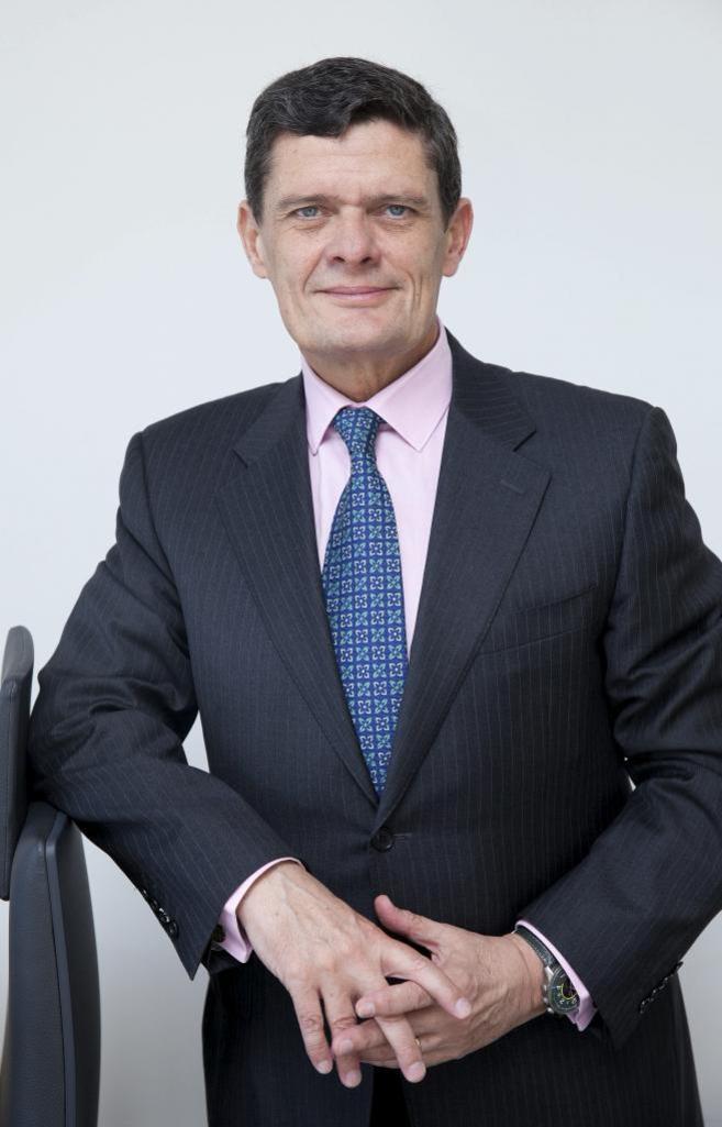 El presidente ejecutivo de Sareb, Jaime Echegoyen.