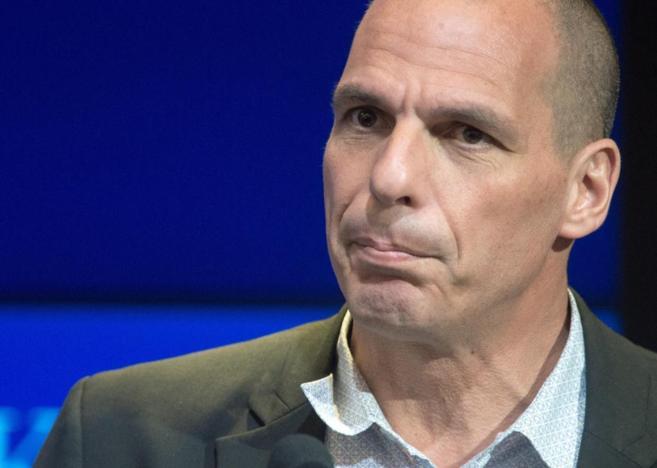 El ministro griego de Finanzas, Yanis Varoufakis.