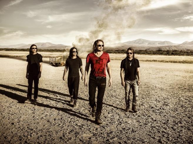 El grupo mexicano en la promoción de su nuevo disco