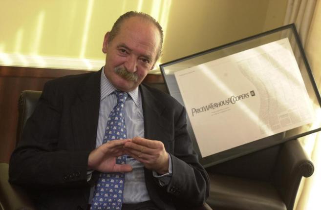 Miguel Fernández de Pinedo, ex presidente de PwC y administrador...
