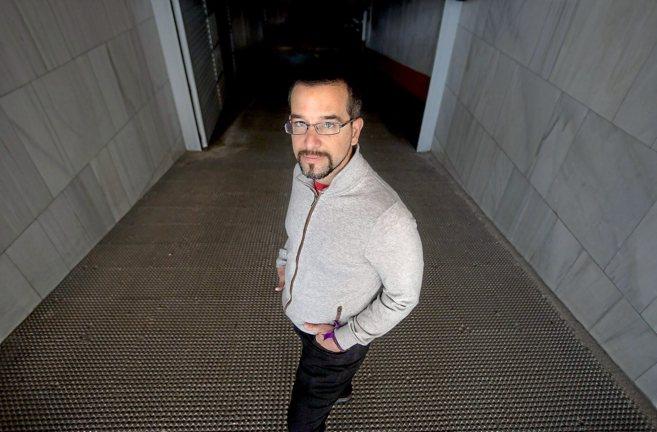 Sergio Pascual, secretario de Organización de Podemos.