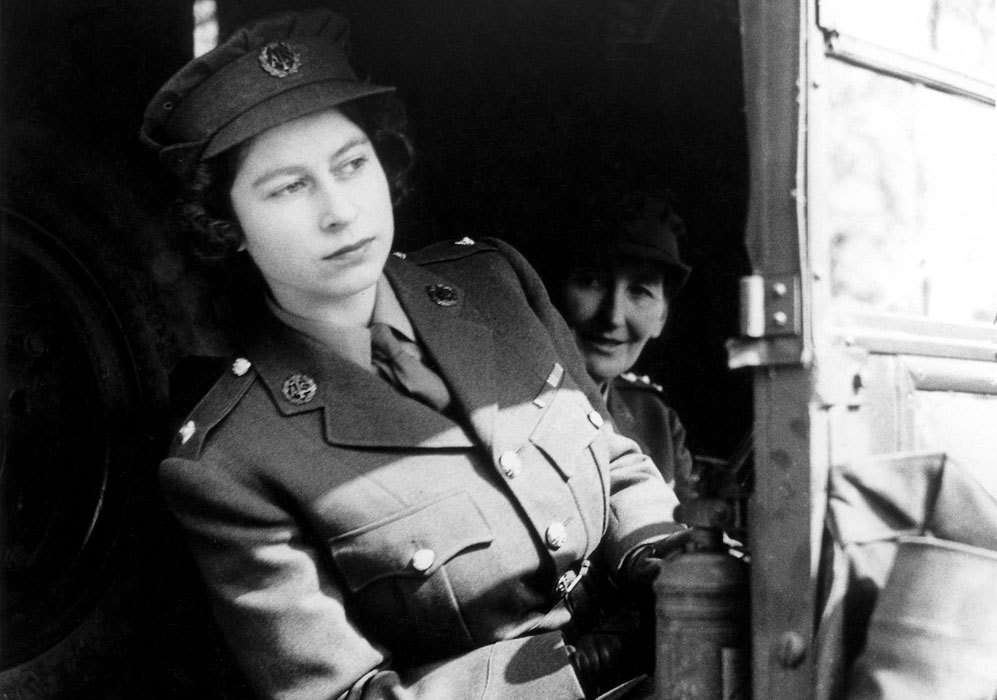 Con el estallido de la Segunda Guerra Mundial en 1939, la princesa...