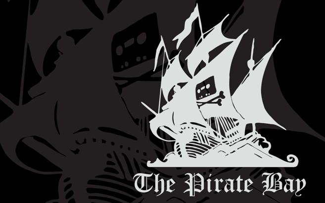 La página 'The Pirate Bay' es uno de los mayores sitios de...