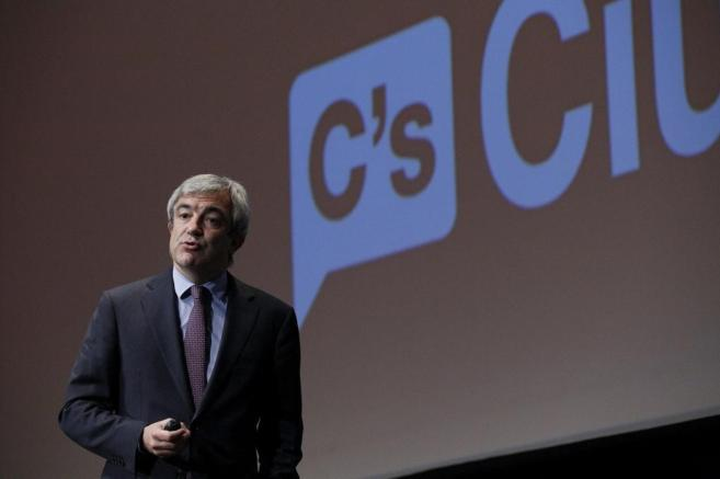 Luis Garicano, economista y coordinador del programa económico de...