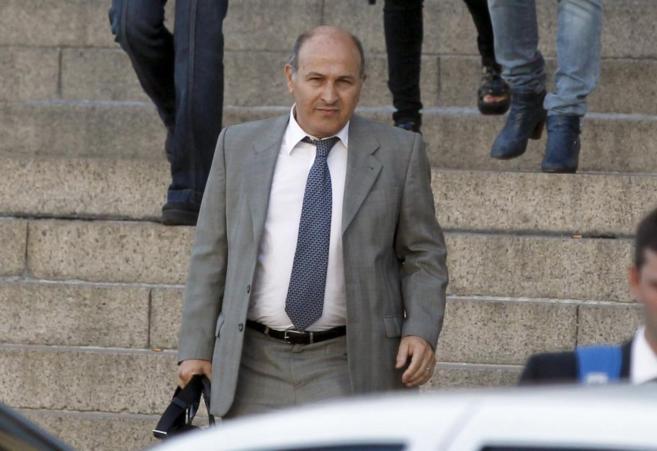 El fiscal Javier De Luca abandona la Corte de Justicia Federal en...