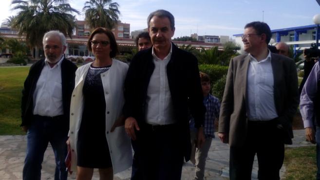 Visita el pasado fin de semana de Zapatero a la provincia de...
