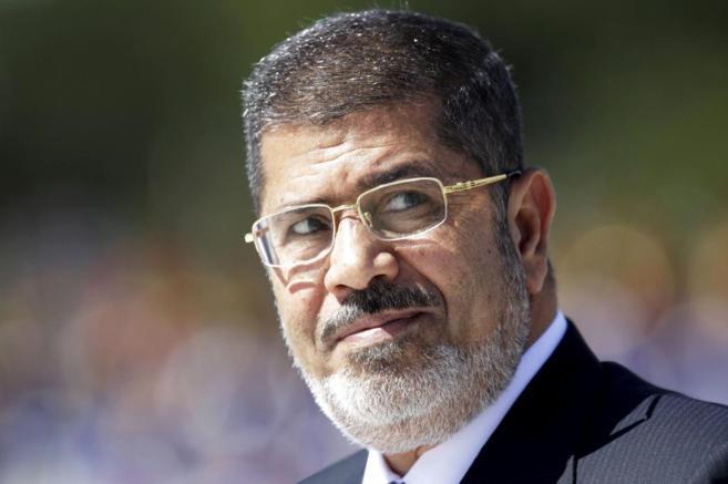 El ex presidente egipcio, Mohamed Mursi.