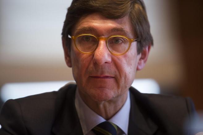 El presidente de Bankia, Jose Ignacio Goirigolzarri