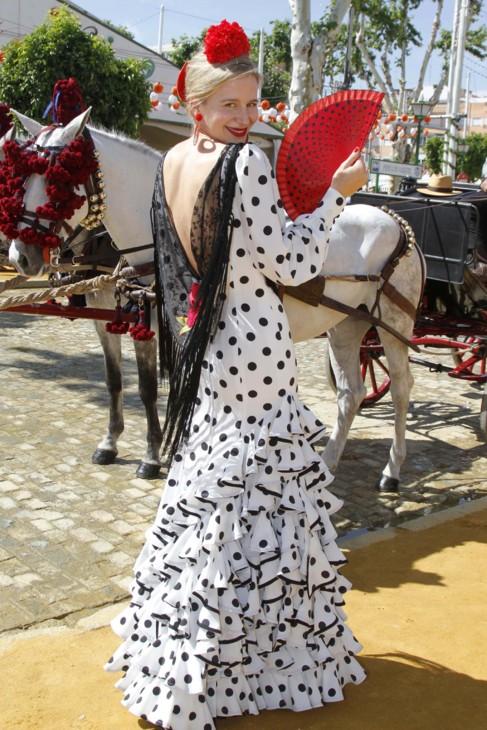 María León en la Feria. Foto: Shutterstock.