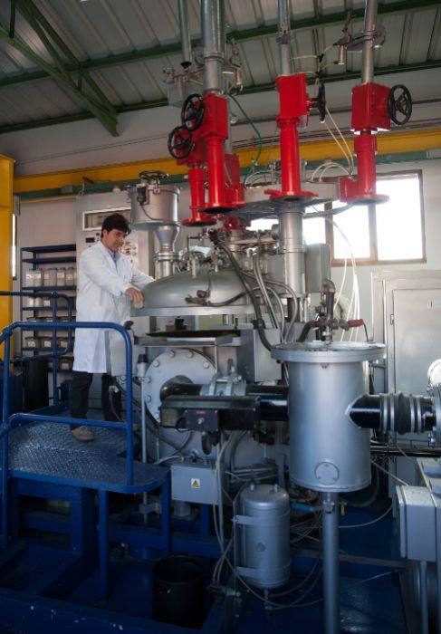 El centro de excelencia de I+D de Gerdau, en Basauri (Vizcaya).