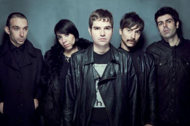 Los integrantes del grupo de pop electrónico