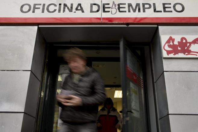 Oficina de Empleo INEM en la Comunidad de Madrid