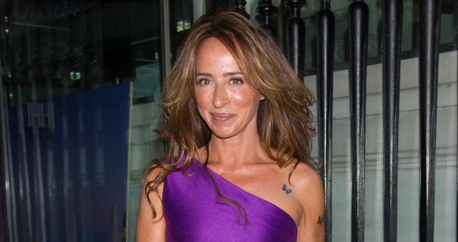 La periodista María Patiño, en una imagen recientes.