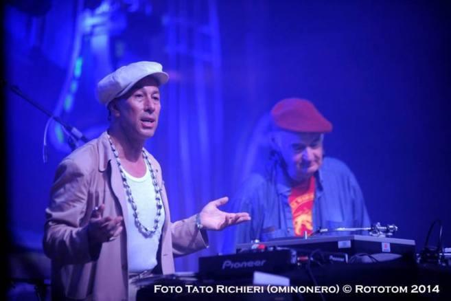 Natty Bo & Earl Gateshead.