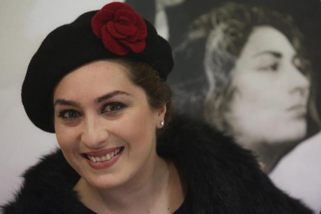 La cantaora Estrella Morente será una de las artistas que pisarán el...