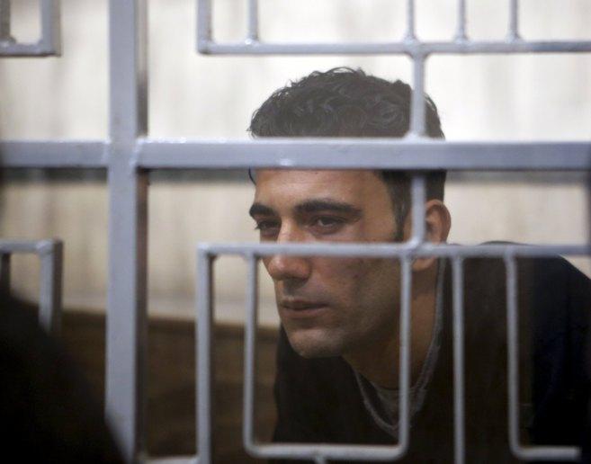 El patrón del barco, Mohammed Alì Malek, declara ante la Fiscalía...
