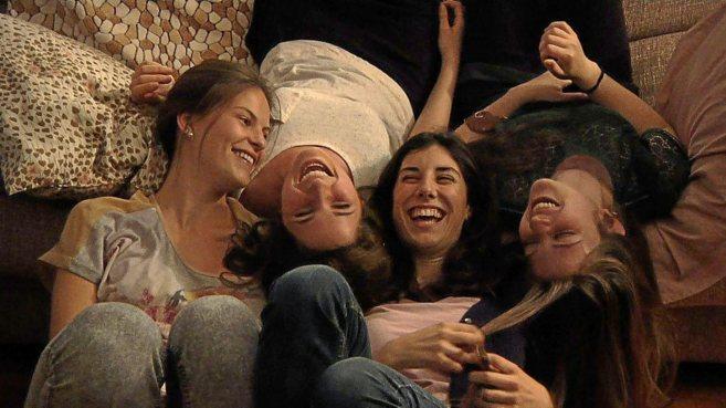 Fotograma de la película 'Les amigues de l'Àgata'