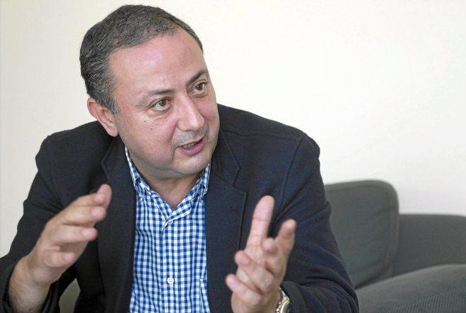 El director general de Recursos Humanos de la Conselleria de Sanidad,...