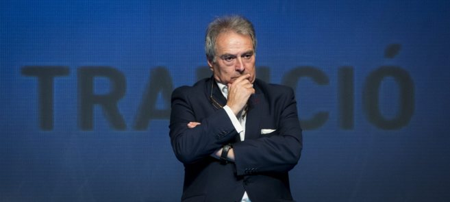 Alfonso Rus, en un acto del Partido Popular la pasada semana en...