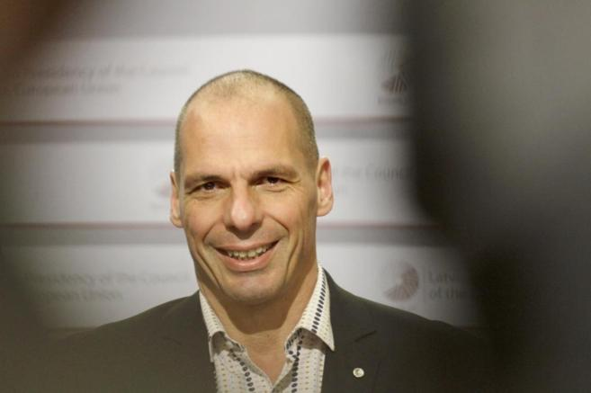 El ministro de Finanzas, Yanis Varoufakis.