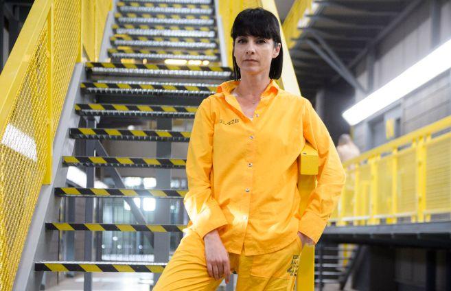 Najwa Nimri, en una imagen reciente en la serie 'Vis a vis'.