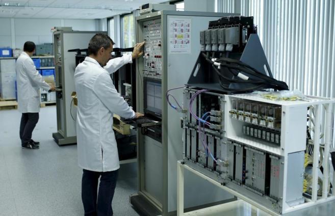 Instalaciones del nuevo centro de I+D+i de la compañía germana.