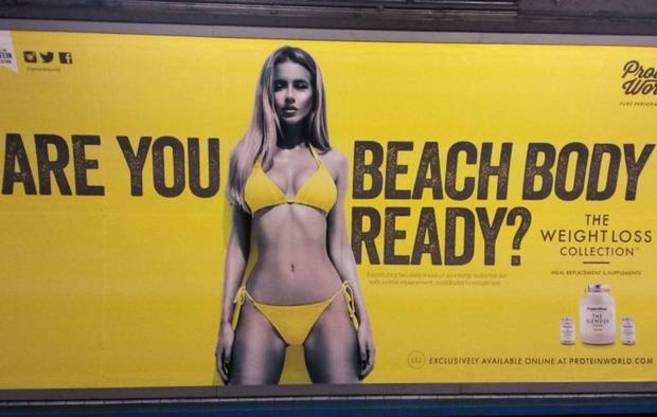 ¿Está preparado tu cuerpo de playa? Esto es lo que pregunta la...
