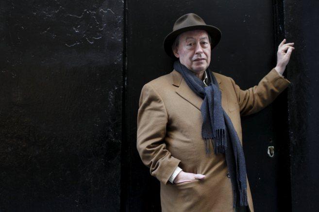 El escritor y periodista ovetense Gregorio Serrano.