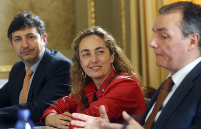 El presidente de la patronal provincial de Valencia (CEV), Salvador...