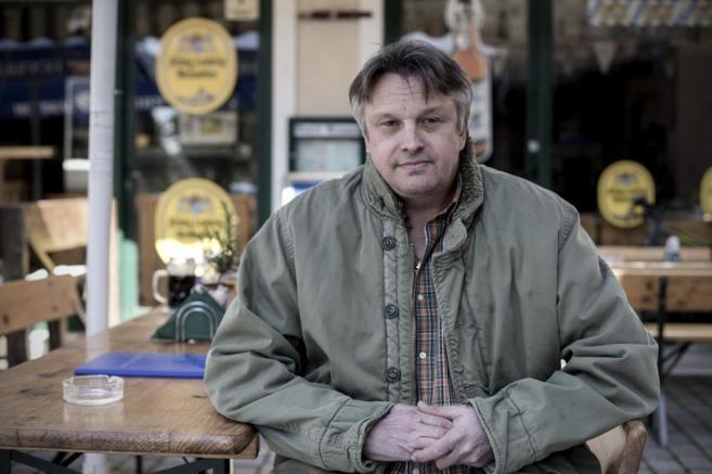 Erich Lickert, 50 años, cocinero, dueño de un negocio y lleva 22...