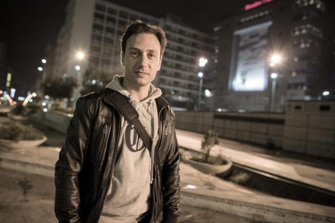 Alexander Roggenkamp, trabaja como delegado de las universidades...
