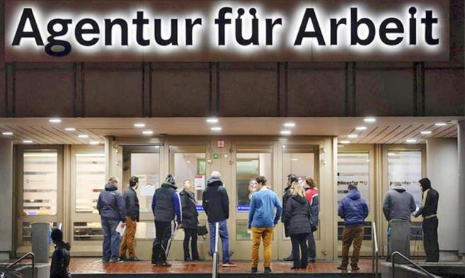 Agencia de búsqueda de empleo en Alemania