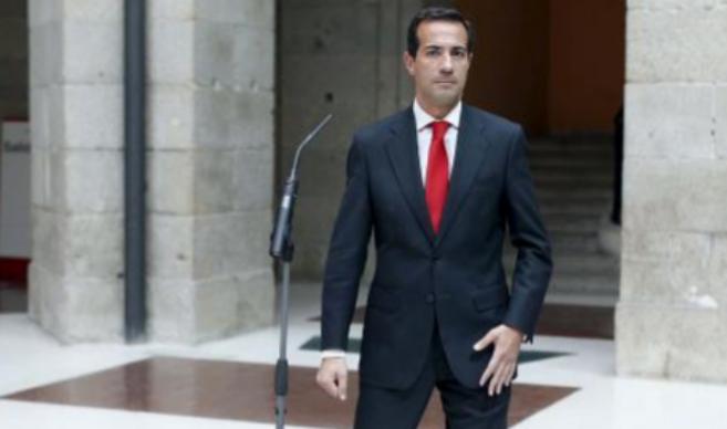 El 'número dos' de la Comunidad de Madrid, Salvador...